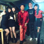 Baby Shakes with Derv Gordon in WFMU's basement!