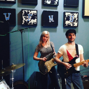 Beverly at WFMU