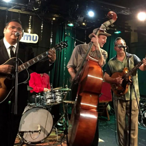 Big Sandy and His Fly-Rite Boys at WFMU