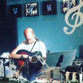 """Will Oldham/Bonnie """"Prince"""" Billy at WFMU"""
