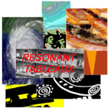 Resonant Tableaux (Front Cover)