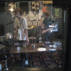 Fred and Ryan of City Center at WFMU