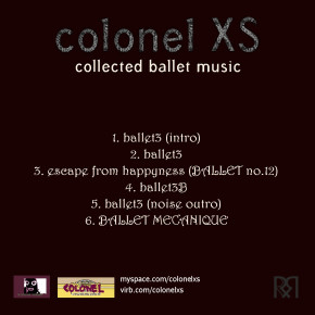 Colonel XS - 'Collected Ballet Music' B