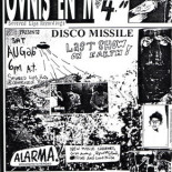 The Last Disco Missile flier