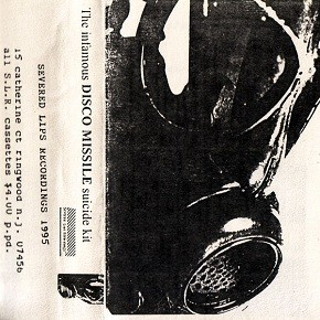 Infamouse Suicide Kit cassette release cover