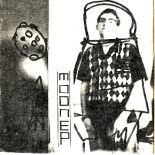 """Disco Missile """"The Moon EP"""" Cover"""
