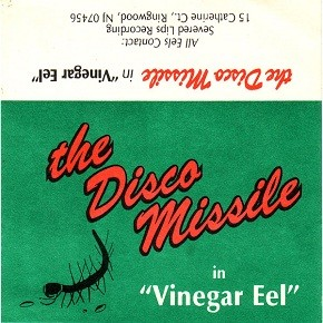Vinegar Eel cassette cover
