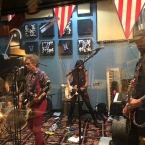 Duncan Reid and the Big Heads at WFMU