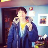 Dustin Wong at WFMU on Liz B's show, 2/13/2012
