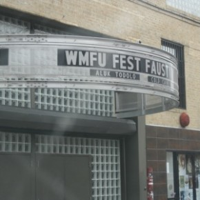 actually, it's WFMU... Fest @ Music Hall of Williamsburg