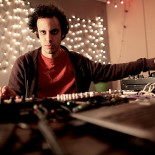 Four Tet live @ KEXP (photo by Shelly Corbett)