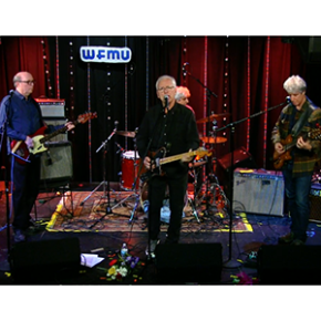 Glenn Morrow's Cry For Help at WFMU's Monty Hall