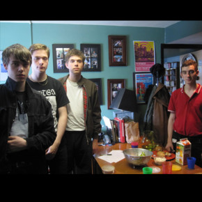Ice Age live at WFMU