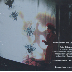 inside cover of CD