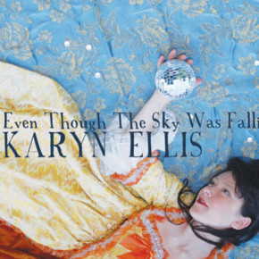 http://karynellis.bandcamp.com/album/even-though-the-sky-was-falling