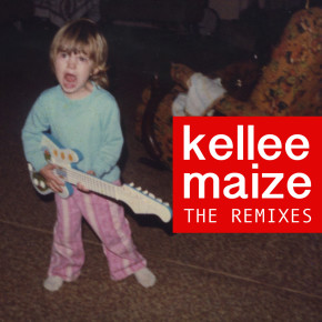 Kellee Maize - The Remixes: Mad Humans Remix Cover
