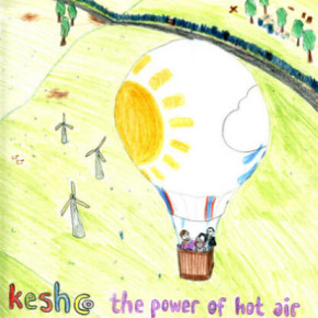 The Power Of Hot Air EP artwork