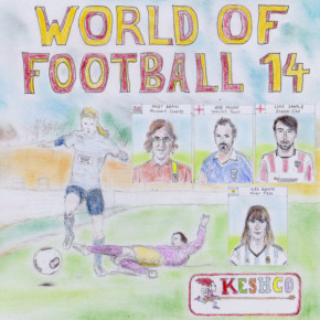 Keshco - World Of Football 14 - front cover