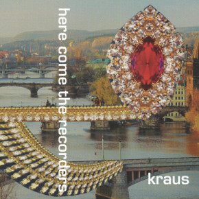 "Kraus ""Here Come the Recorders"" cover art"