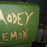 Modey Lemon at WFMU 2002 by Terre T
