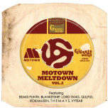 Classic Motown hits from the original master tapes: chopped, screwed, mangled, pureed and soothed.