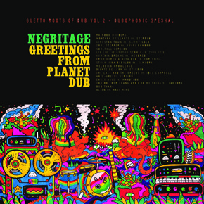 [DPH031] Negritage - Greetings from planet Dub