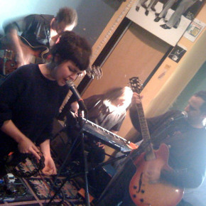 Parting Gifts live at WFMU 12/2/10