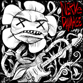 Nerve Damage - The Bad Plants (1982)