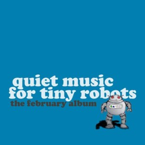 Quiet Music for Tiny Robots