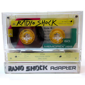 "Radio Shock ""Adapter"" album cover"