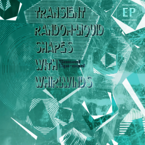 Sound Spread - Transient Random-Liquid Shapes With Whirlwinds