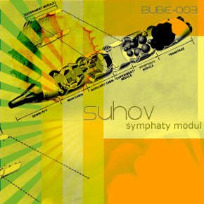 Symphaty Modul front cover (design by Suhov)