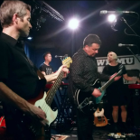 The Chills live at Monty Hall