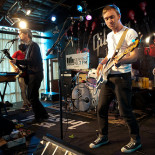 The Crayon Fields live at KEXP