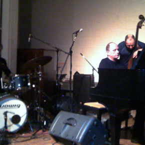 The Necks at ISSUE Project Room