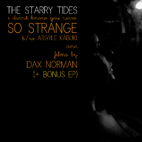 """""""I Didn't Know You Were So Strange"""" cover art"""