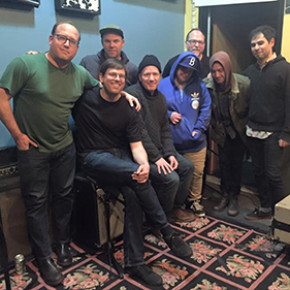 Scott McDowell with The Unspeakable Practices at WFMU