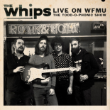 The Whips at WFMU