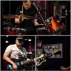 Wilful Boys at WFMU's Monty Hall