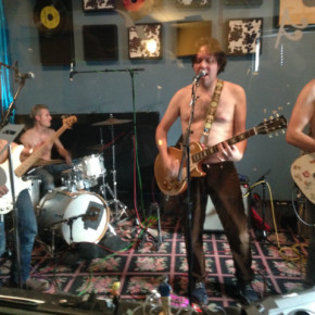 Valley Lodge Live on WFMU