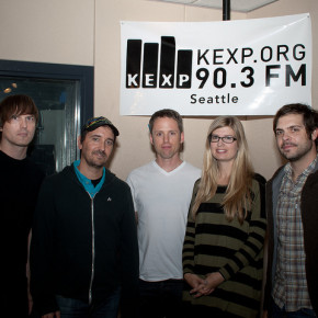 Film School Live in-studio Seattle KEXP