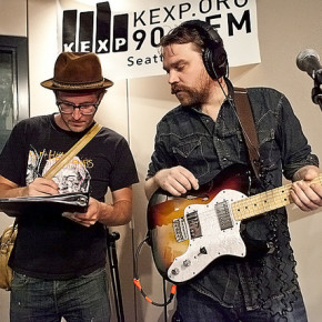 Frightened Rabbit  Live at KEXP Studios, Seattle