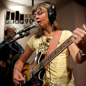 The Vaselines KEXP Live Performance Seattle, WA October 22, 2010