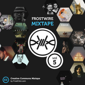 FrostWire Creative Commons Mixtape 5