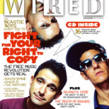 Wired Magazine cover for issue 12.11