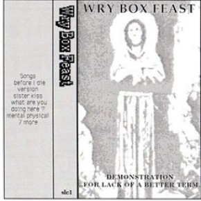 Wry Box Feast cassette Cover