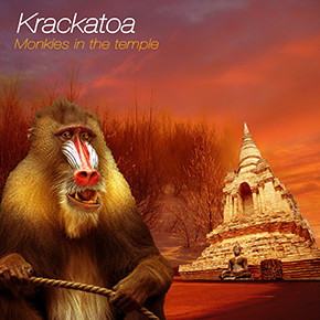 krackatoa - monkies in the temple