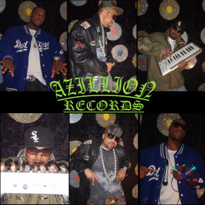 azillion records