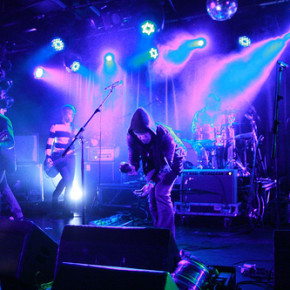 APSE live @ 10 years of ATP in Minehead UK