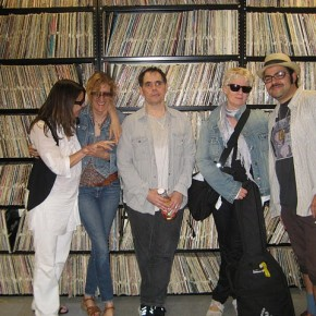 Bush Tetras with Brandon Perry at WFMU